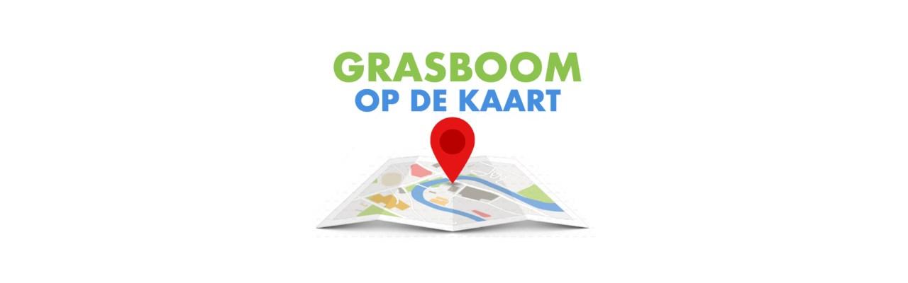 Werkgroep 'Grasboom op de Kaart' gaat van start
